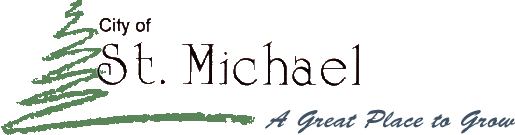 City of St. Michael - A Great Place to Grow